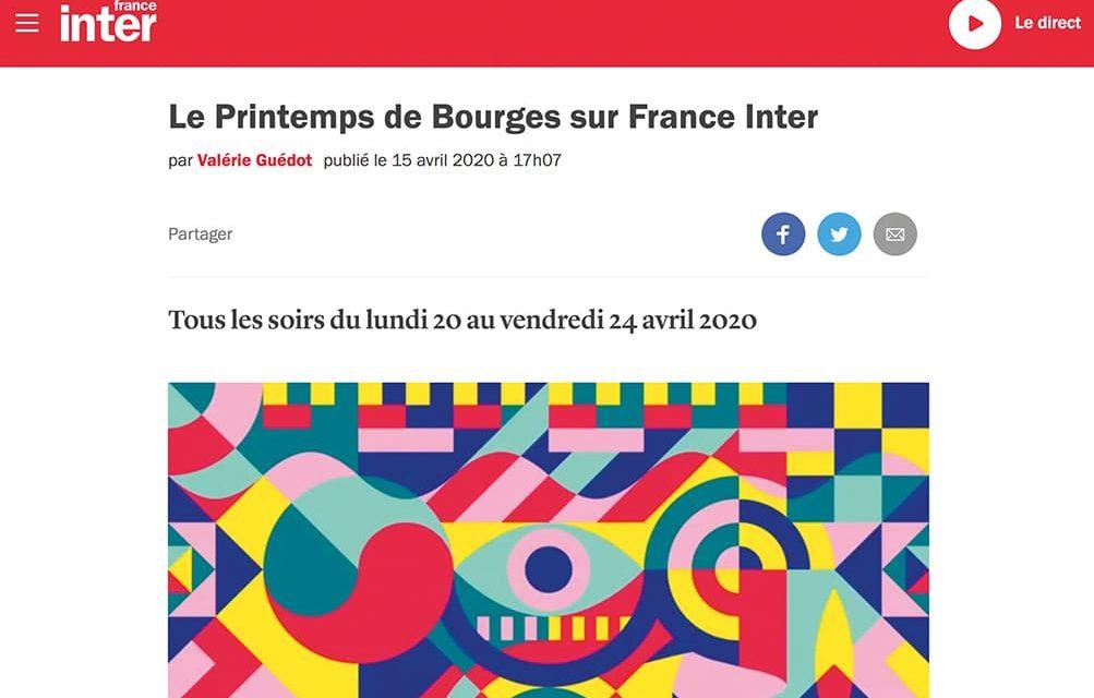 Concerts imaginaires et en pyjama sur France inter