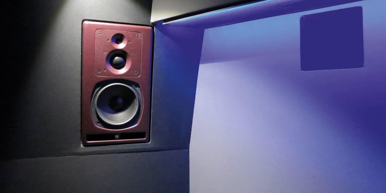PSI AUDIO A23M ENCASTRÉES