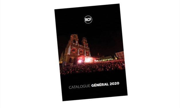 CATALOGUE RCF 2020