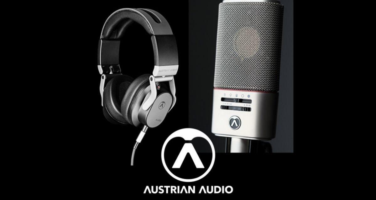 Arbiter France distribue AUSTRIAN AUDIO