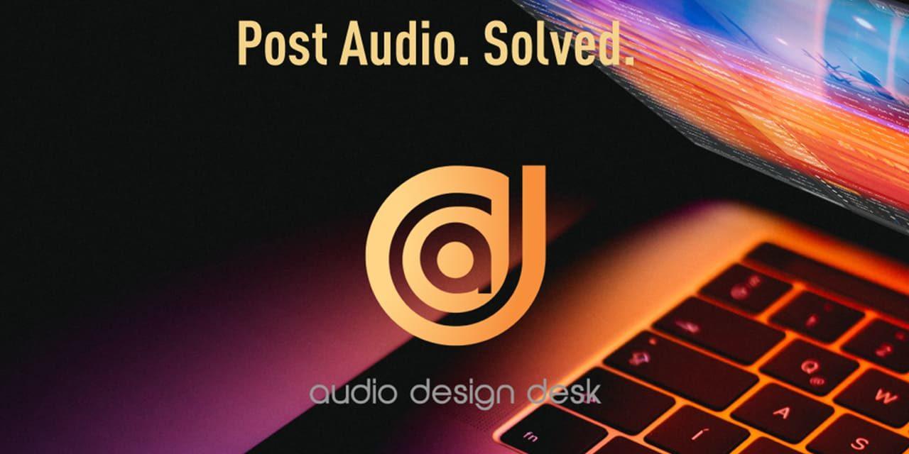 AUDIO DESIGN DESK 1.2