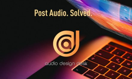 AUDIO DESIGN DESK 1.2