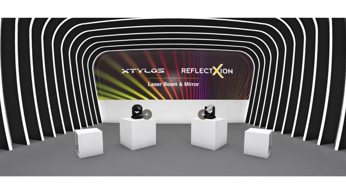 Showroom virtuel Claypaky