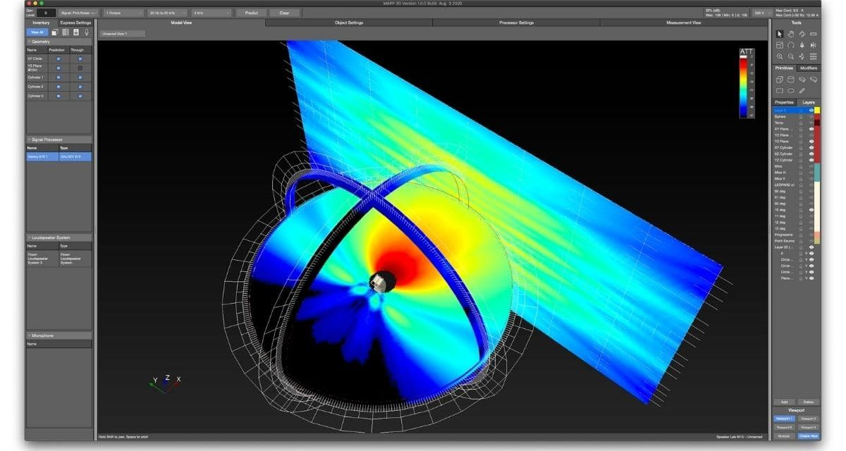 Meyer MAPP 3D