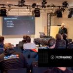 Vectorworks, GDTF et MVR