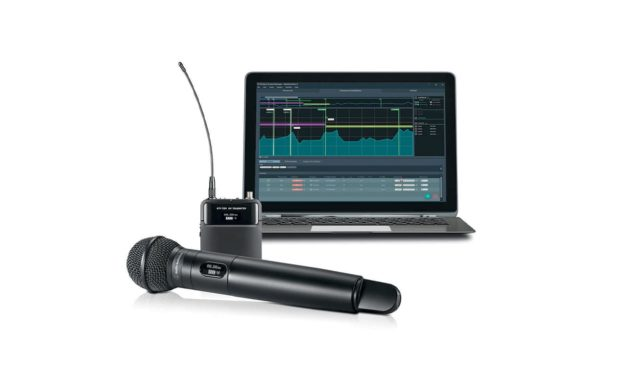 AUDIO-TECHNICA MET À JOUR  WIRELESS MANAGER