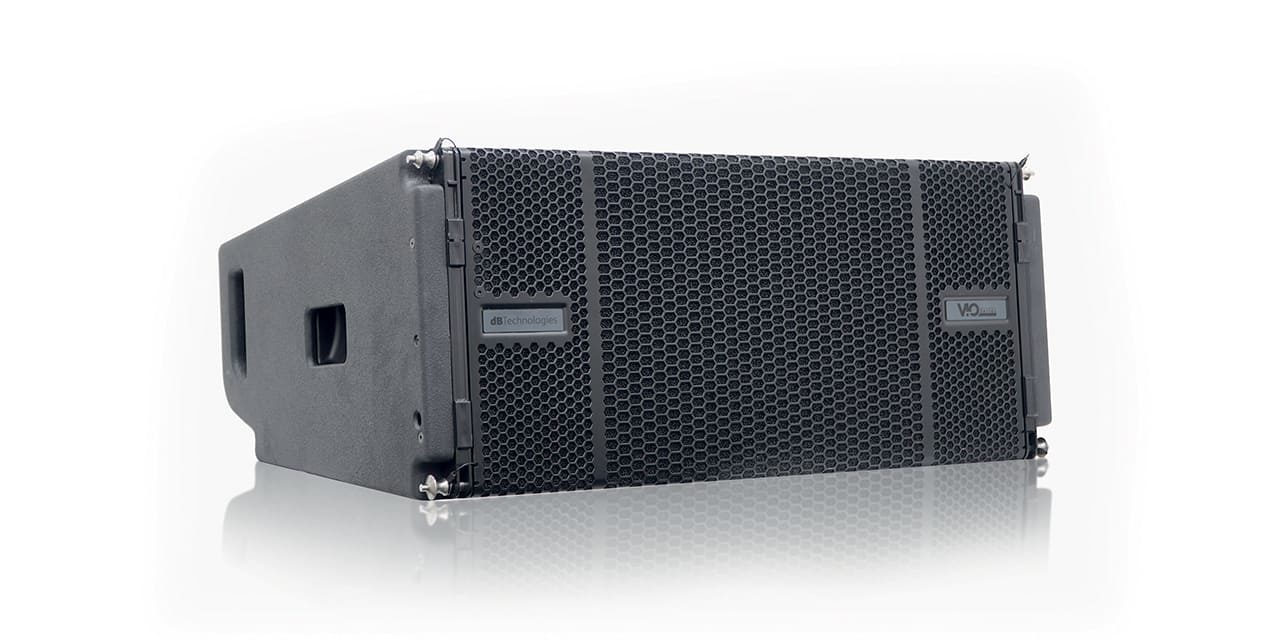 LINE ARRAY dB TECHNOLOGIES VIO L1610