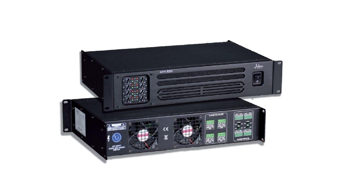 Active Audio MPA8200