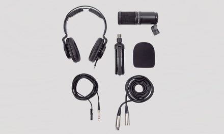 ZOOM PODCASTING PACK ZDM-1PMP