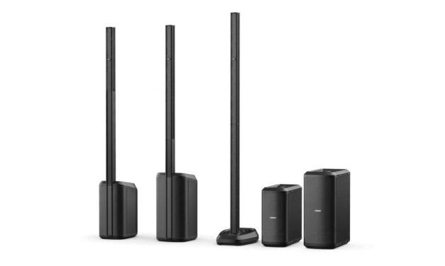 Bose L1 – La famille en version 2.0