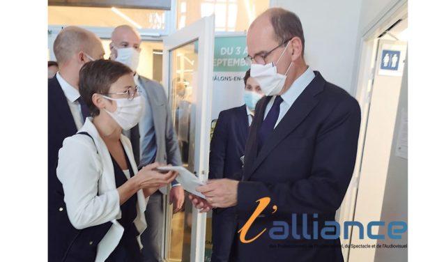 l'Alliance des professionnels de l'événementiel, du spectacle et de l'audiovisuel