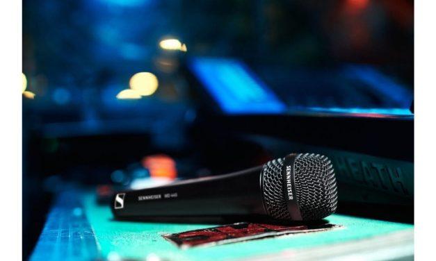 Microphone vocal Sennheiser MD 445