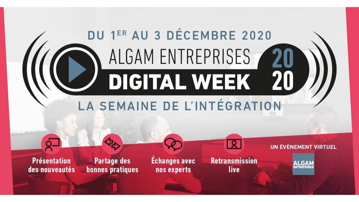 Du 1er au 3 décembre, Ateliers Algam Entreprises