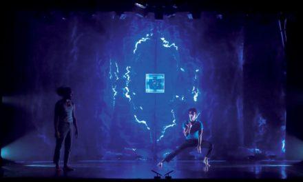Théâtre dansé
