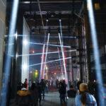Aube Osmose immersive de la lumière et du son