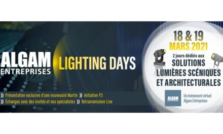 Algam Entreprises Lighting Days