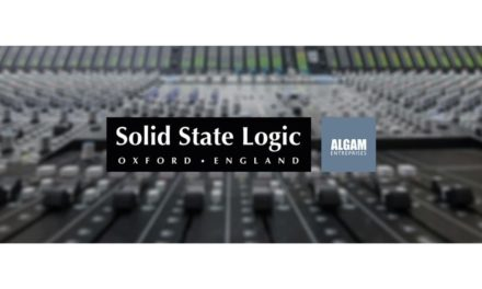 Solid State Logic rejoint le catalogue Algam Entreprises