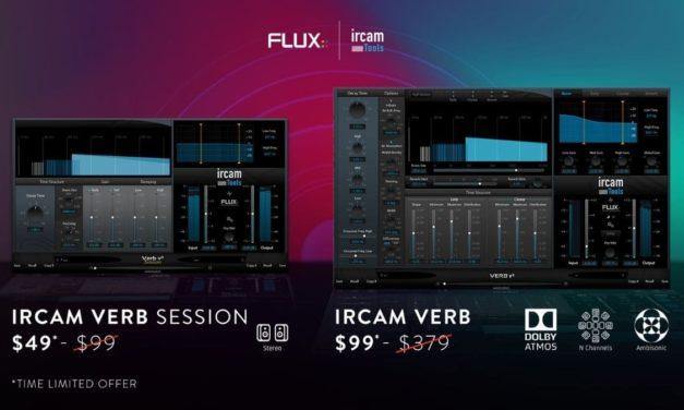 IRCAM Verb et IRCAM Verb Session