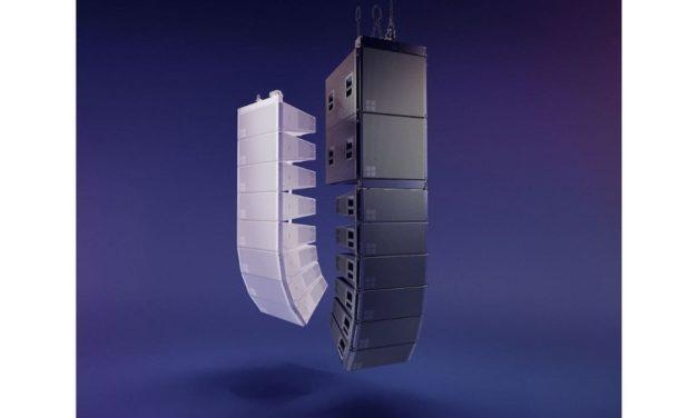 Line array compact d&b XSL