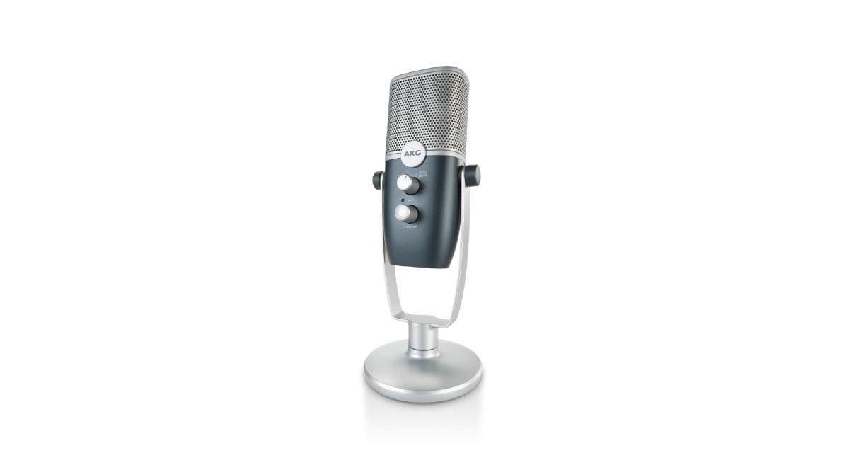 Microphone USB double capsule AKG ARA